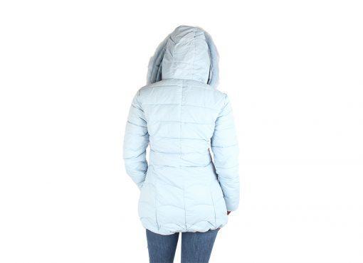 Puffy Coat Blue