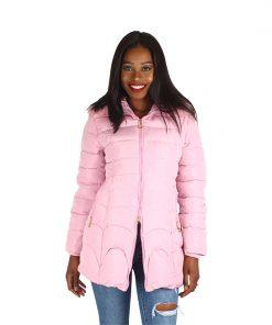 Puffy Coat Pink