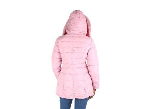 Puffy Coat Pink